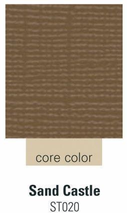 Cardstock sand castle 30,5 cm X 30,5 cm 1500 -ST02