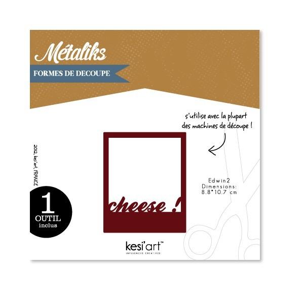 Kesiart Stanzform Rahmen Cheese ! / Edwing 2 OD-050