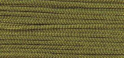 Schmuckkordel 2 mm OLIV - GRÜN 89-569-14