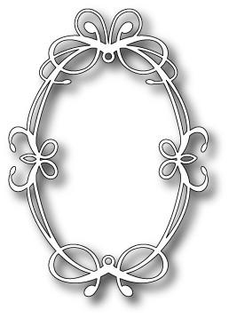 Memory Box Stanzform Rahmen Tiffany / Tiffany Frame 98401