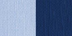 Papier zweifarbig 21,6 cm x 28 cm Ocean Blue DMOB85U (hell-blau