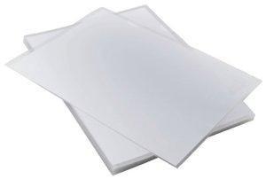CREALL Kunststoff-Platte A4 ( 1 Platte ) 20000