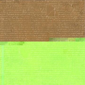 Scrapbook Papier Basics dialect bas-2603
