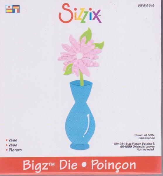 Sizzix Stanzform BIGZ Vase / vase 655164