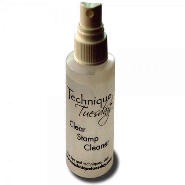 Technique Tuesday Clear Stempel Reiniger Sprühflasche 898065000321