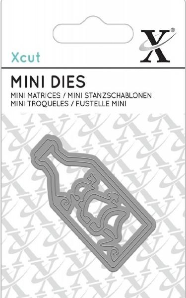 XCut Stanzform MINI Schiff in Flasche / Ship In A Bottle XCU 503682