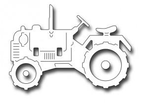 Frantic Stampers Stanzform Traktor / Tractor FRA-DIE-09980