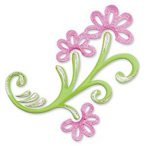 Sizzix Stanzform BIGZ Ornament floral # 2 / flourish floral # 2 656131