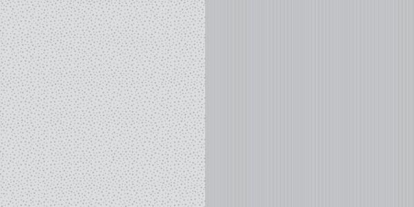 Dini Design Scrapbook-Papier Sterne / Streifen Steingrau ( dunkel-grau ) 1008