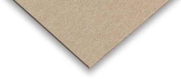 Chipboard ,beidseitig mit Doppel-Klebefolie belegt 15 cm x 21,5