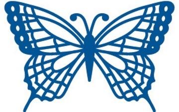 Marianne D Creatables Schmetterling 3 LR0115