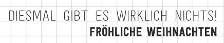 AEH Design Stempelgummi DIESMAL GIBT ES WIRKLICH NIX 1314 D