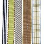 Basic Grey Bänderset grün-braun BasicGrey RIB-987