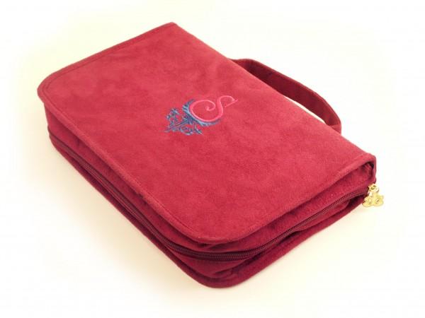 Spellbinders Tasche für Stanz-u. Prägeformen / carry case W-027