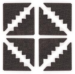 Crop-A-Dile III Buchecken Black Shimmer 41405-6