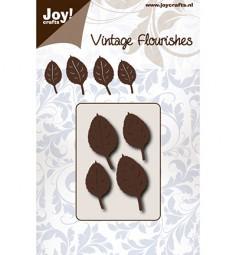 Joycrafts Stanzform Blätter 6003/0081