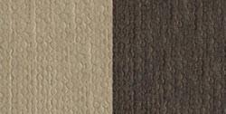 Papier zweifarbig 21,6 cm x 28 cm Chocolate Matt DMCM85U ( braun