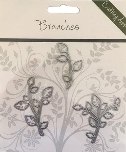 Romak Stanzform Zweige / Branches 817230