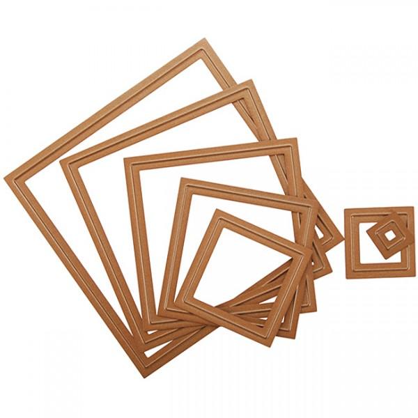 Classic Quadrate klein / classic squares small S4-128