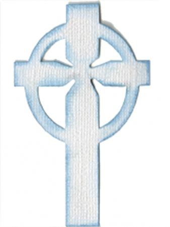 Bosskut Stanzform Kreuz / simple cross 0344