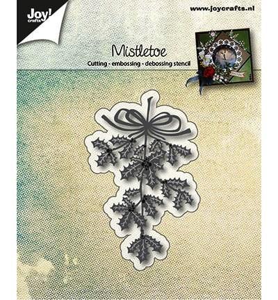 Joycrafts Stanzform Mistelzweig / Mistletoe 6002/0684
