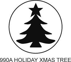 Tonic Motivstanzer Holiday Christmas Tree 990A
