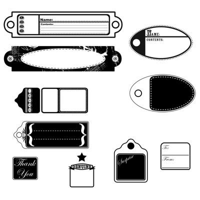 Stempelplatte Anhänger 5 RS-003