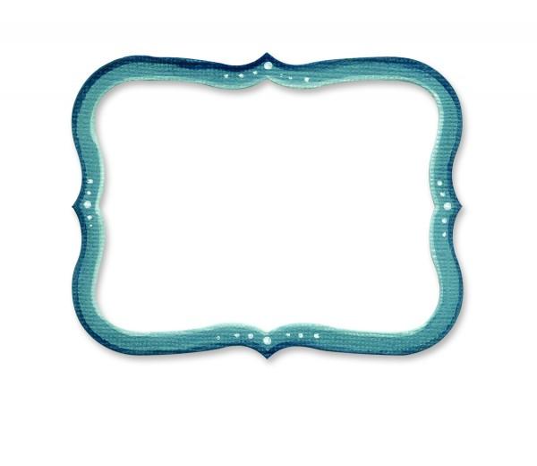 Rahmen Ornate / frame ornate 656 047 / 656 457
