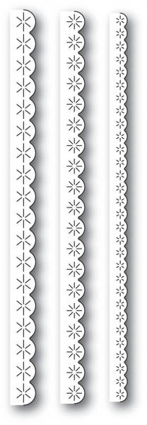 Poppystamps Stanzform Eyelet Stitches 1779