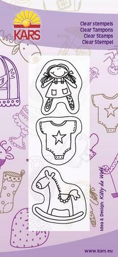 Clear Stamps Little Baby