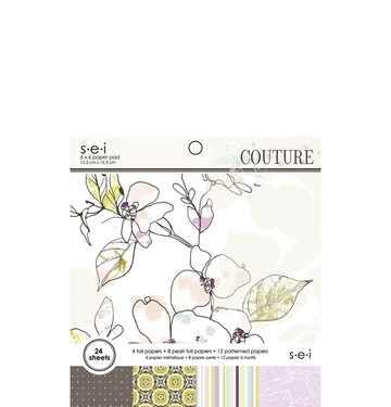 Paper Pad COUTURE 15,2 cm x 15,2 cm 8-5197