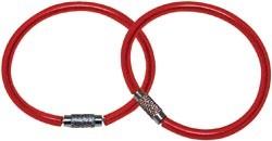Kabelring Gummi rot 5 cm 12580 ( 1 Stück )