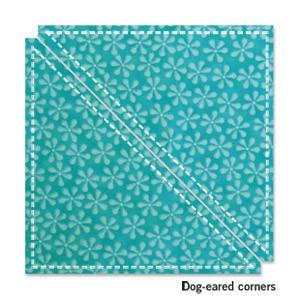 """Stanzform Go ! Dreiecke 16,5 x 16,5 x 24,5 cm( 6,5 """" )55001"""