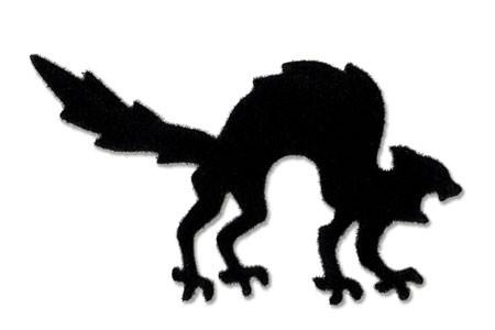Sizzix Stanzform Originals MEDIUM Katze ängstlich / cat scary 656745