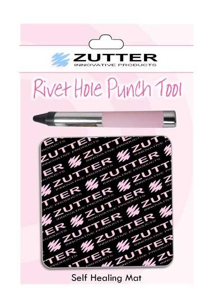 Binditall Rivet Hole Punch Set 2817 ( Lochwerkzeug für Nieten )