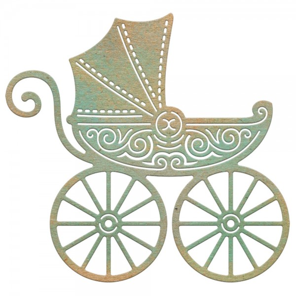 Cheery Lynn Stanzform Kinderwagen / Pram B898