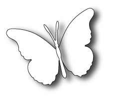 Memory Box Stanzform Schmetterling / Darla Butterfly 98264