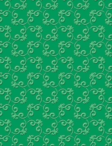 Craft C Prägefolder Wirbel / Garden Swirl 900-009