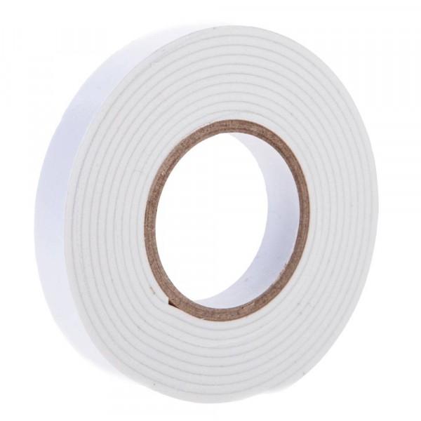Aurelie Foam Tape Breite 12 mm x Dicke 2 mm x Länge 2 Meter AUFT1002