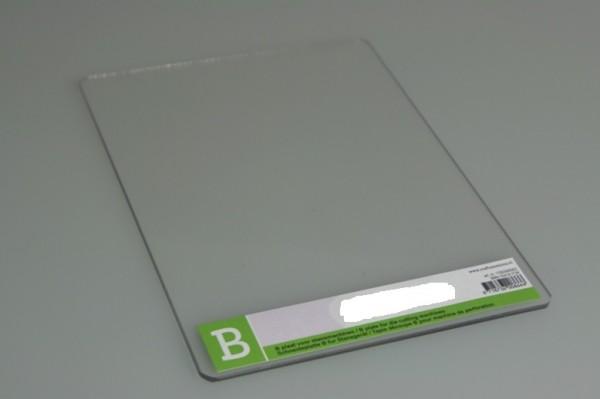 Cuttlebug Stanzplatte B ( 1 Platte ) 115639/6002