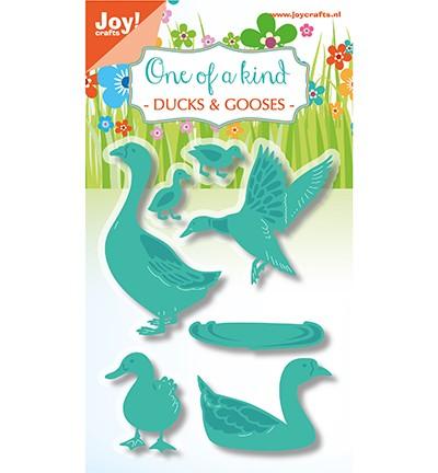 Joycrafts Stanzform Ente &.Gans / Ducks & Gooses 6002/0932