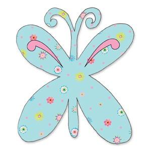 Sizzix Stanzform Originals LARGE Schmetterling / butterfly 655826