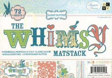 Papierblock Whimsy 11,4 x 16,5 cm MS-003-00033
