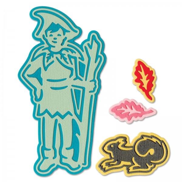 Sizzix Stanzform Thinlits Fairy # 4 662851