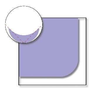 EK Success Motivstanzer Ecke groß PSPCS01C/ 1760652 / PSPCR03C ( lila groß )