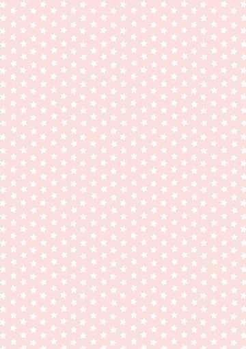 Transparent-Papier A 4 Sterne hellrosa 61804
