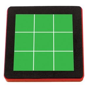"Allstar BIGZ Stanzform Inchies / pattern block multiple 1 ""; 9 - up A 10363"
