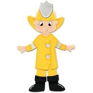 Sizzix Stanzform Originals LARGE Feuerwehr-Uniform / Dress Ups Firefighter Uniform 655417