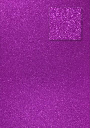 Glitterkarton VIOLETT A 4 653002/0510