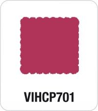 Motivstanzer Giant Quadrat gewellt 5,7cm VIHCP701(rosa )